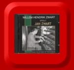 CD Orgel Willem Hendrik Zwart